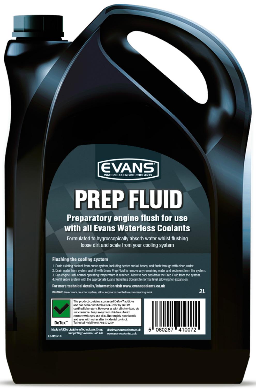 Evans Prep Fluid, 2 Liter