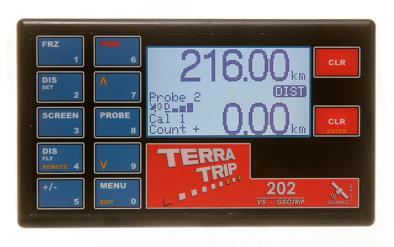 Terratrip 202 Geo Trip mit GPS