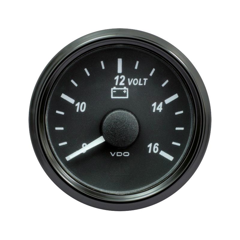 VDO SingleViu Voltmeter
