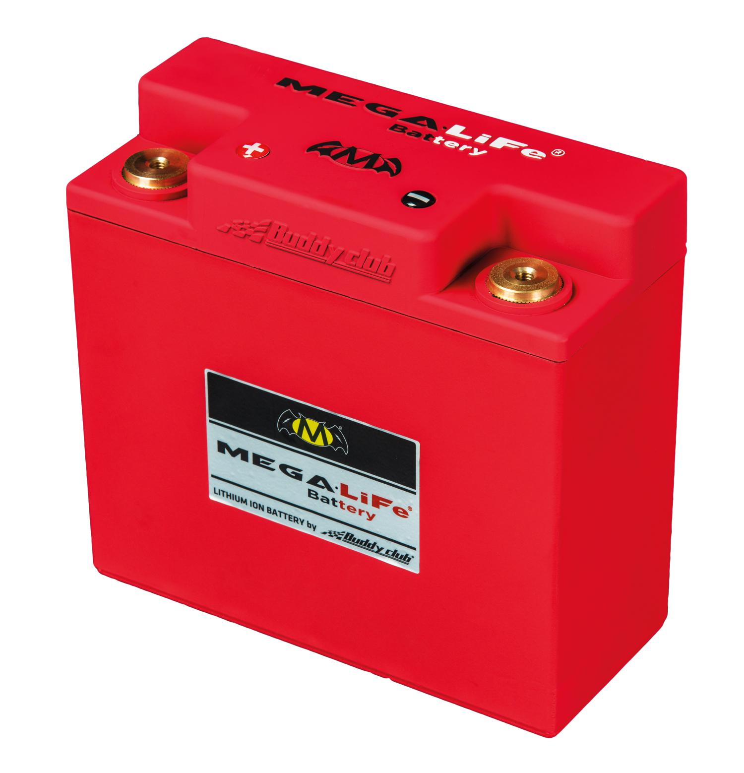 Megalife Racing Batterie MR-30