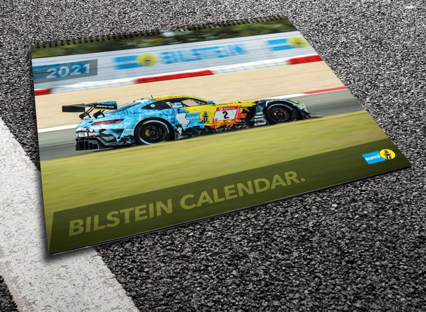 Bilstein Motorsport Kalender 2021