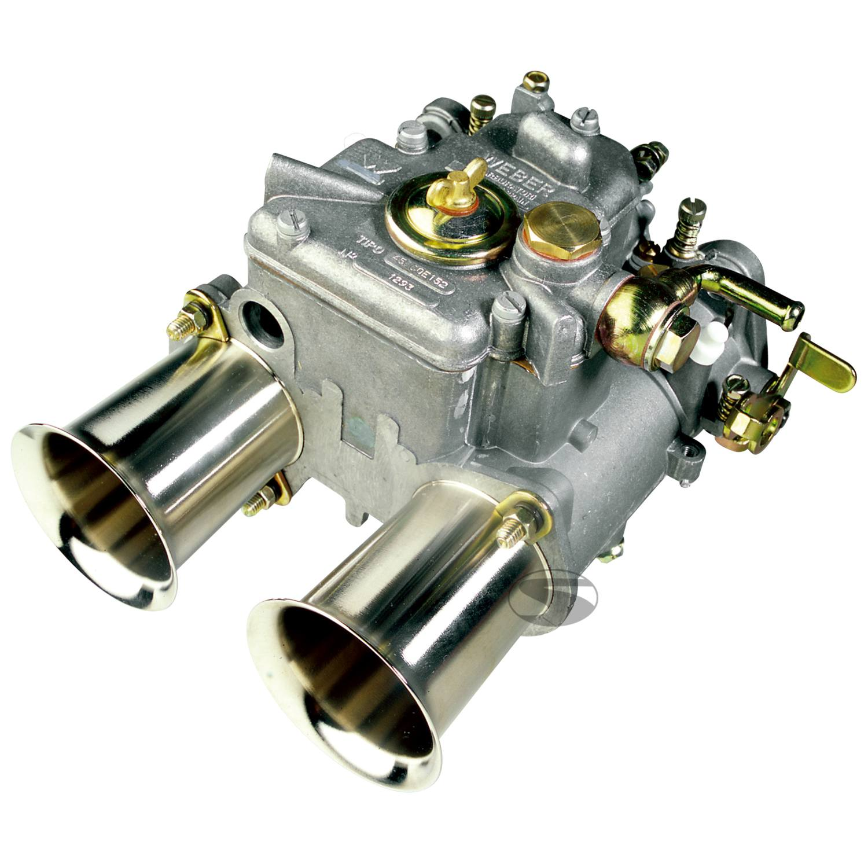 Weber Flachstrom-Vergaser 50 DCO SP