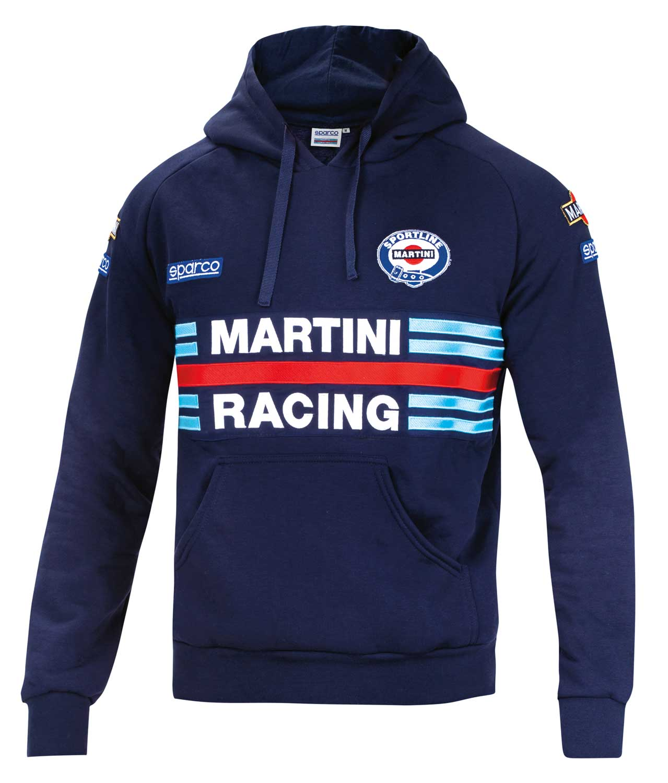 Sparco Hoodie Martini Racing