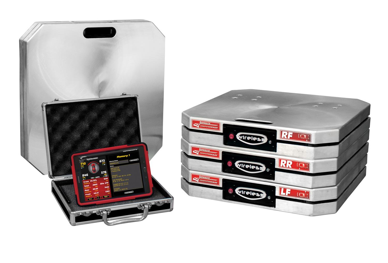 """Longacre Radlastwaage XLi Dual Cell WL, 7"""" Tablet"""