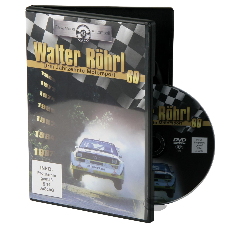 DVD Walter Röhrl - 3 Jahrzehnte Motorsport