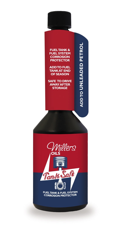 Millers Oils Tank Safe