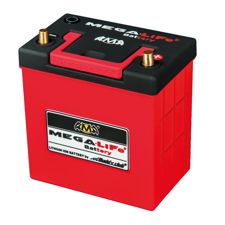 Megalife Track-Day Batterie MV-19