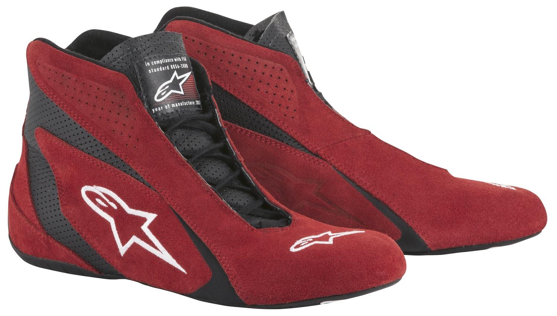 Alpinestars Fahrerschuh SP, rot