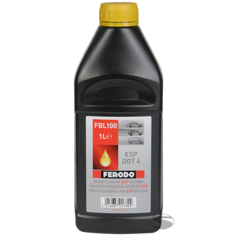 Ferodo DOT 4 (1 Liter)