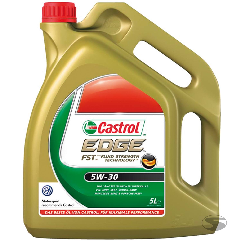 Castrol EDGE 5W-30, 5 Liter