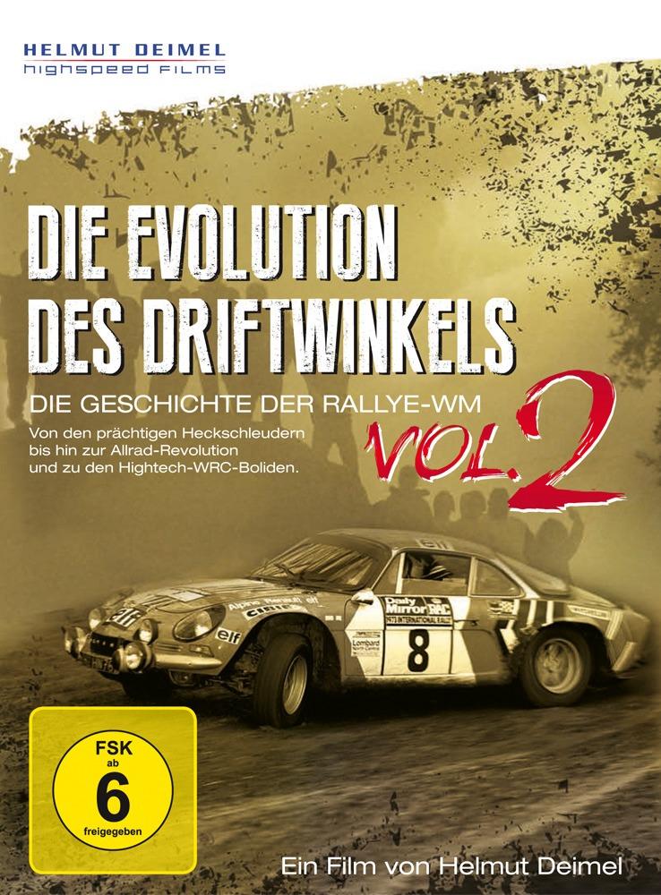 DVD Die Evolution des Driftwinkels - Vol. 2