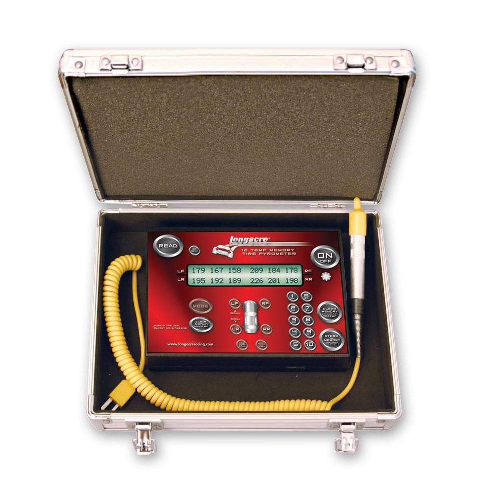 Longacre Reifentemperatur Messstation (650212)