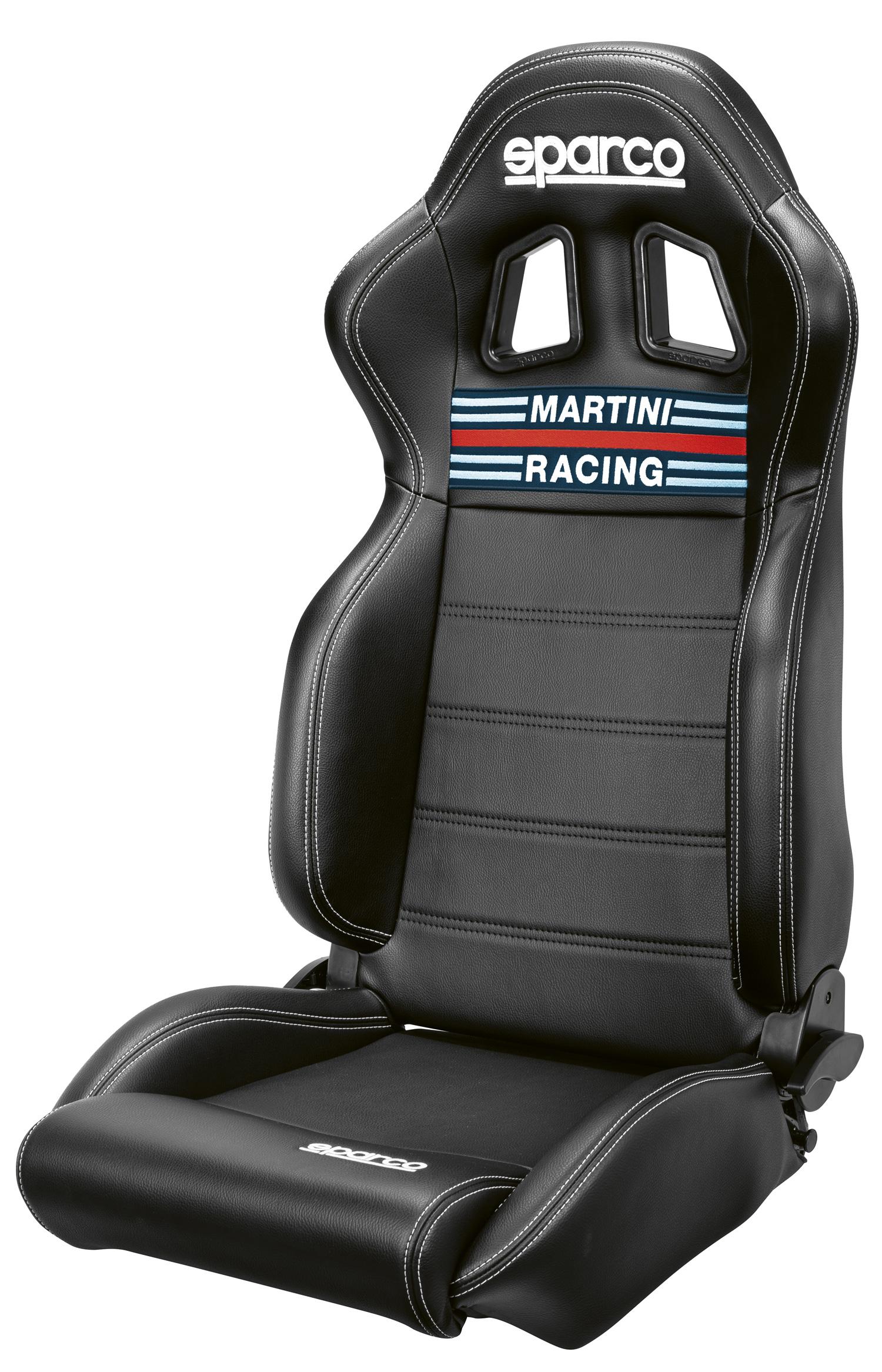 Sparco Sportsitz R100 Martini Racing