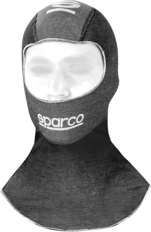 Sparco Kopfhaube Shield Pro, schwarz/grau