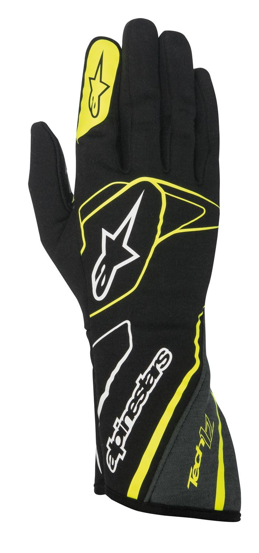 Alpinestars Handschuh Tech 1Z, schwarz/gelb
