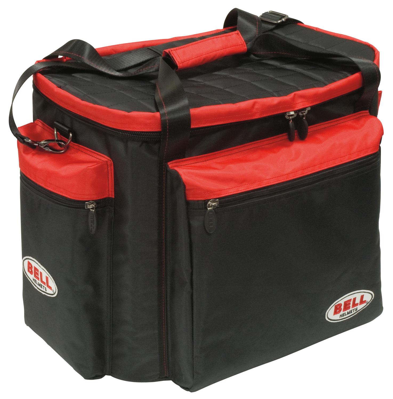 BELL Tasche, schwarz/rot