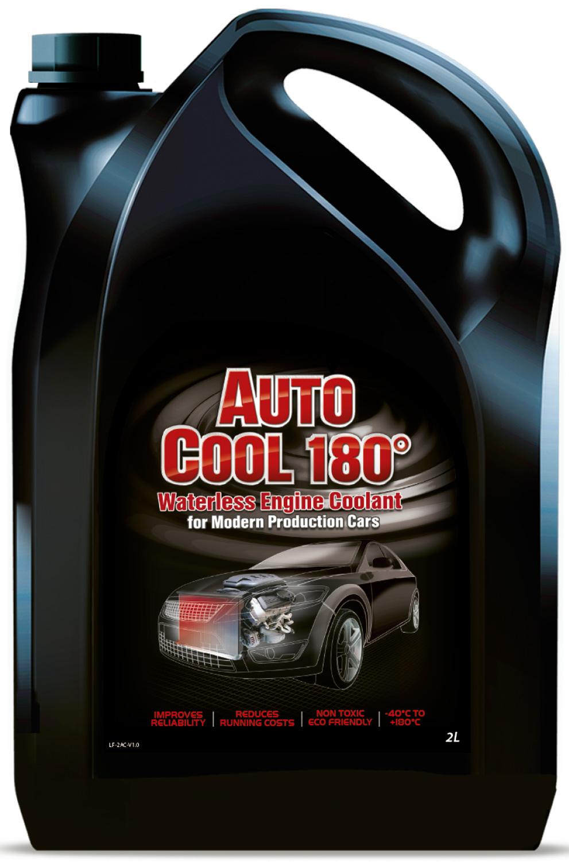 Evans Auto Cool 180°, 2 Liter