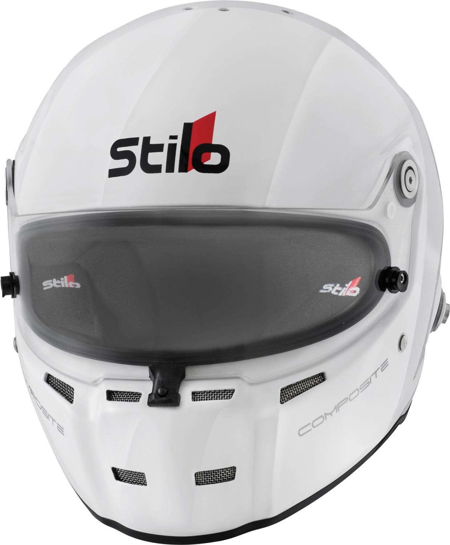Stilo Integralhelm ST5F N Composite Formula, weiß