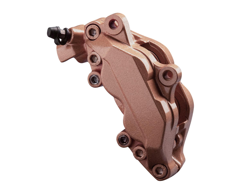 FoliaTec Bremssattellack, vintage copper metallic