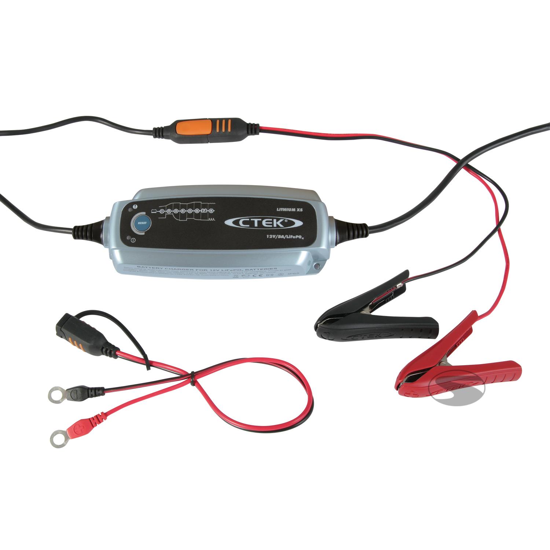 CTEK Batterie Ladegerät Lithium XS