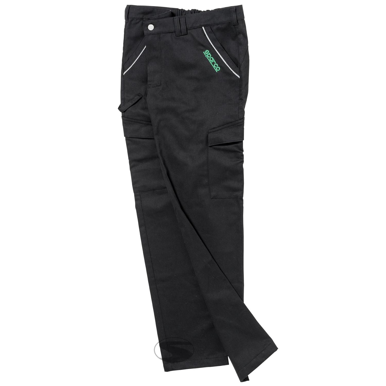 Sparco Hose Trousers, schwarz