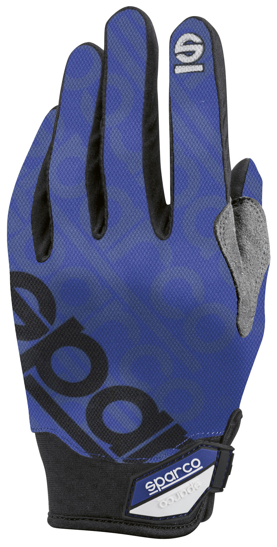 Sparco Service Handschuh, blau