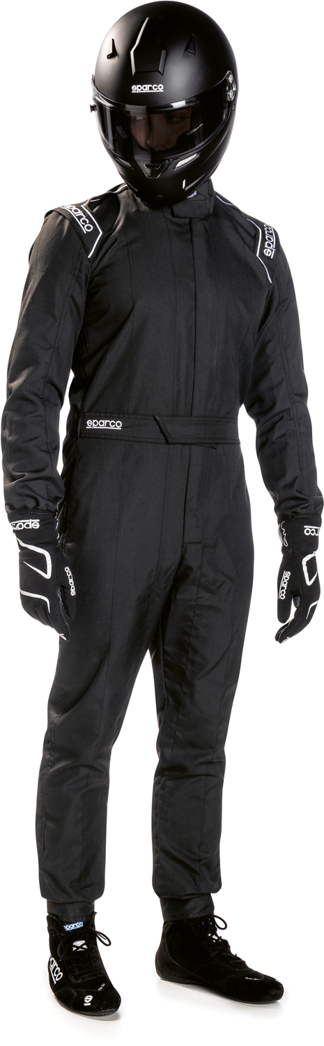 Sparco Rennoverall One RS-1.1, schwarz