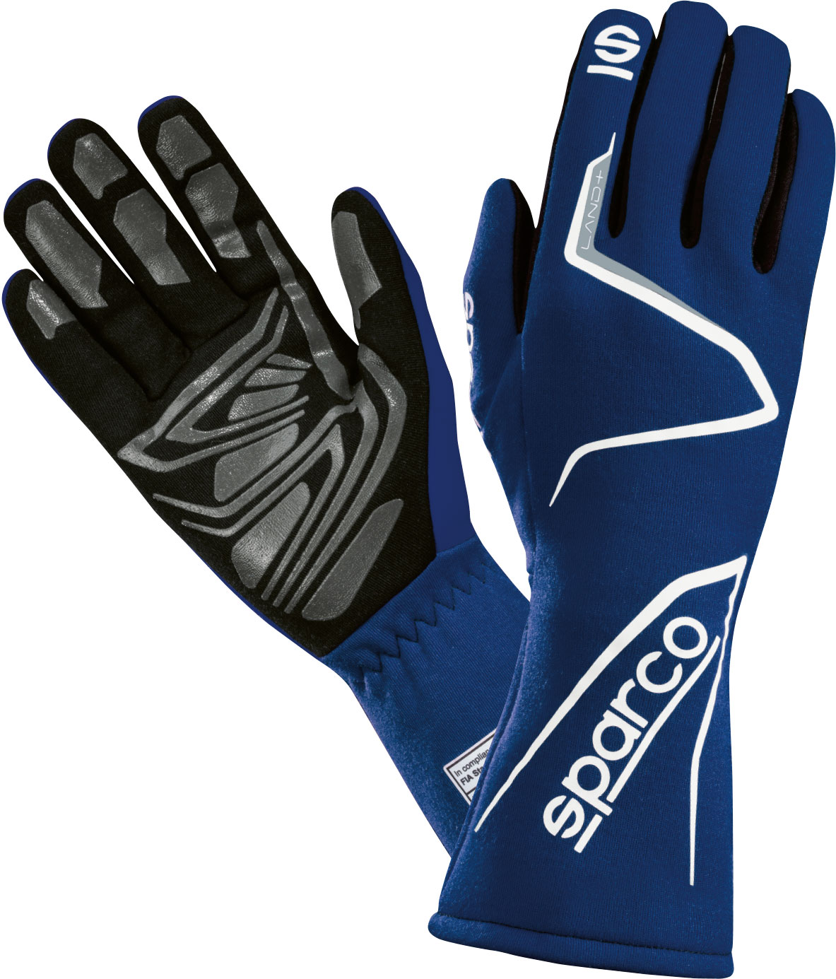 Sparco Handschuh Land+, blau