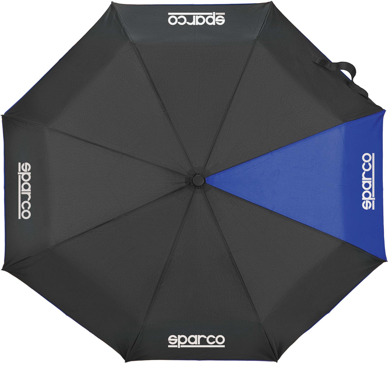 Sparco Regenschirm mit Licht