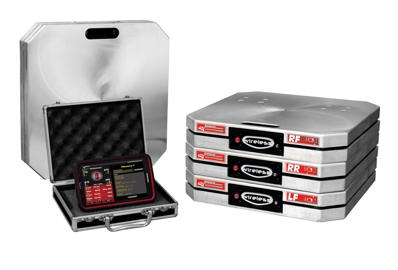 """Longacre Tablet Radlastwaage XLi Single Cell WL, 10"""" Tablet"""