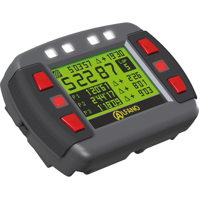 Alfano Laptimer ADSGPS mit GPS