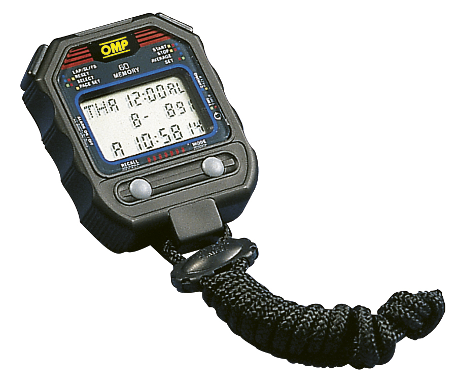 OMP Professional Stopwatch 60