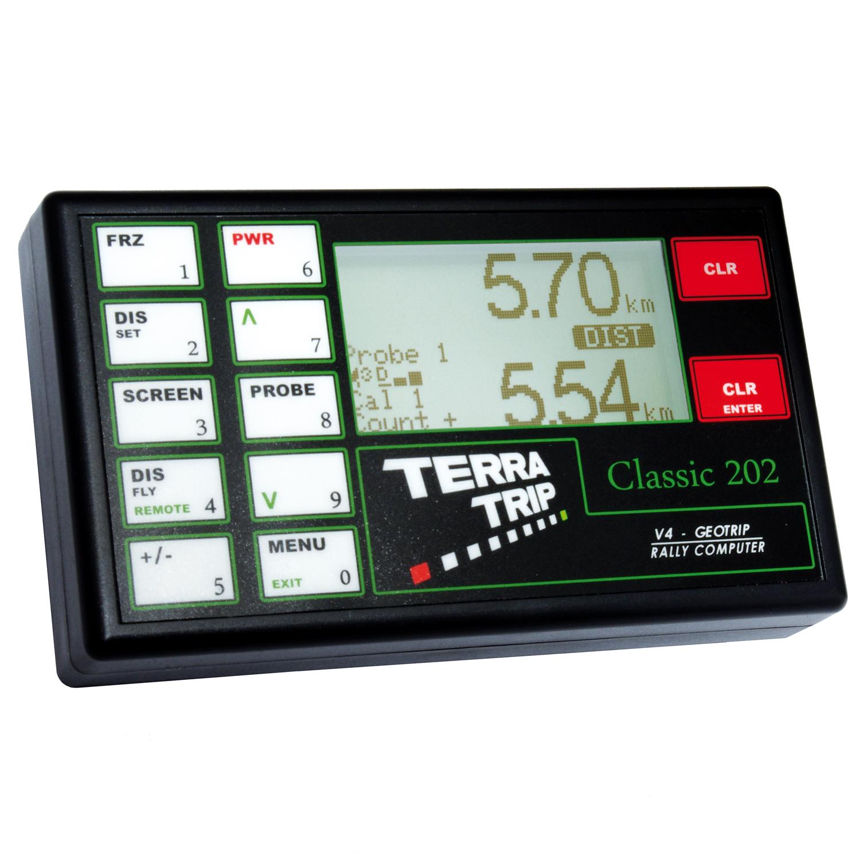Terratrip 202 Geo Trip Classic mit GPS