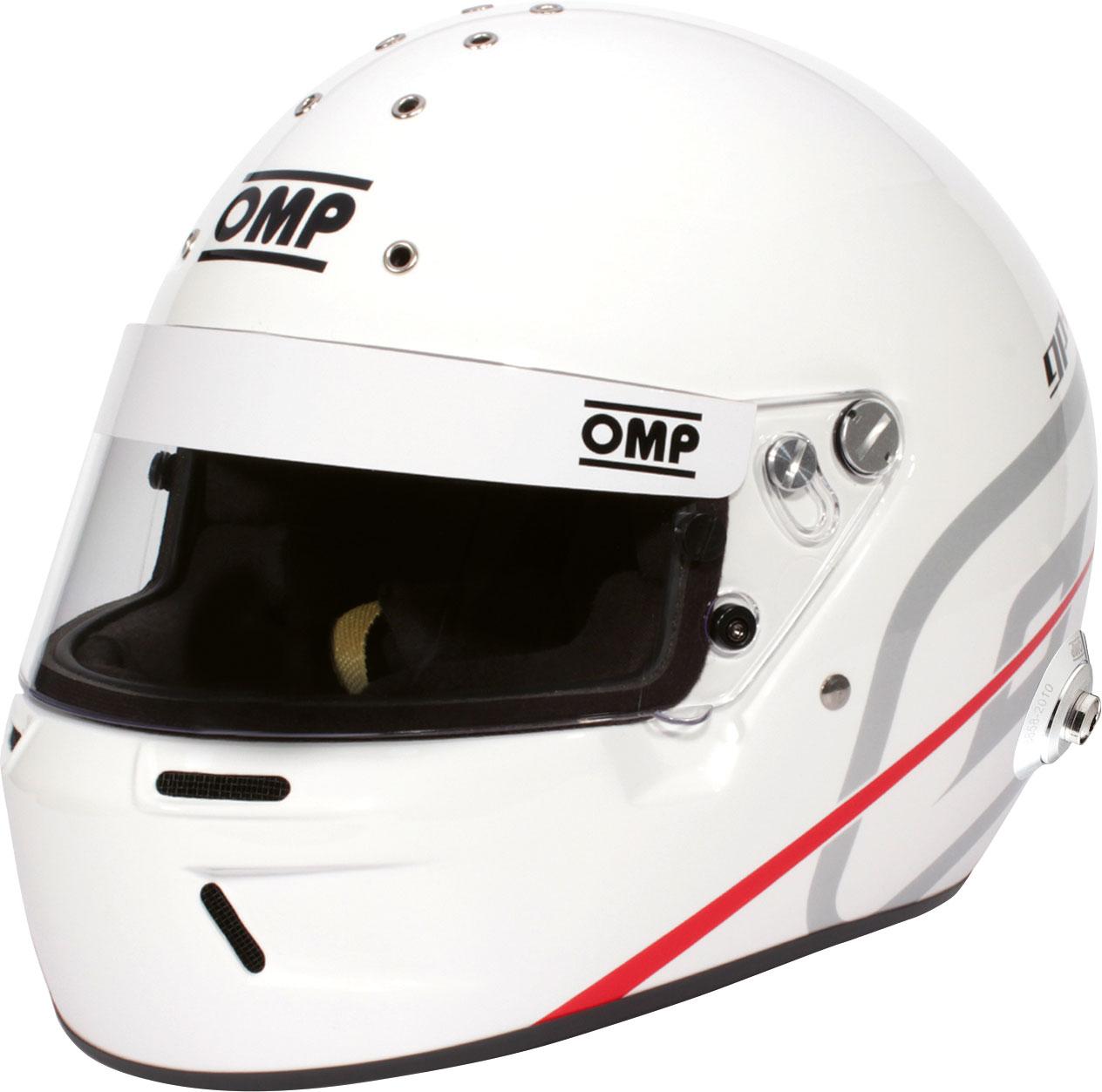OMP Helm GPR