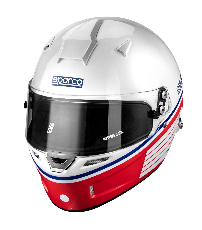 Sparco Helm Martini Racing (Logo-Design)